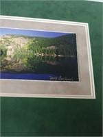 "Signed Doug Cavanah ""Bear Lake"""