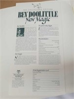 "Signed Bev Doolittle ""The Spirit Takes Flight"""