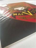 MAC V SOG emblem cut art board