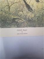"""Signed James Thomas Neumann """"J.E.B. Stuart"""""""