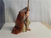 "James Christensen ""The Shepherd"" Figurine COA"