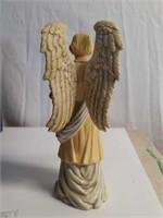 "James Christensen ""Male Crèche Angel"" Figure COA"