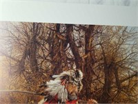 """Signed Paul Calle """"A Bountiful Day"""" Print"""