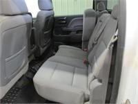 2015 CHEVY SILVERADO WT 1500 CREW CAB 4X4