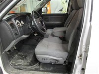 2011 DODGE DAKOTA SXT CREW CAB 4X2