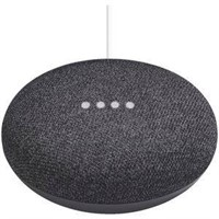 Google Home Mini, Charcoal - Sealed