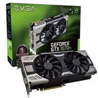 EVGA GeForce GTX 1070 Ti 8GB GDDR5 Graphics Card -