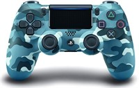 DualShock 4 Blue Camo Controller - PlayStation 4 -