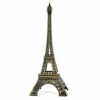 MyLifeUNIT France Paris Eiffel Tower Statue
