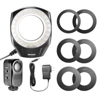 Neewer 48 LED Ring Light for Macro Canon Nikon