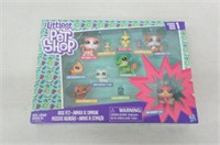 Littlest Pet Shop House Pets Playset