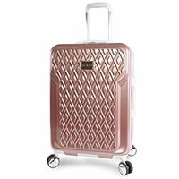 "BEBE Women's Stella 21"" Hardside Carry-on Spinner"