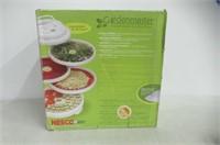 """""""Used"""" Nesco FD-1040 1000-Watt Gardenmaster Food"""