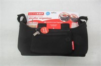 Skip Hop Stroller Organizer with Cup Holders, Grab