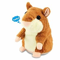 APUPPY Mimicry Pet Talking Hamster Repeats What