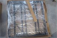 WEEKENDER 14 Inch Folding Platform Bed Frame -