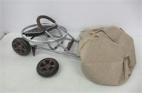 """""""As Is"""" dbest products Laundry Trolley Dolly,"""
