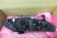 """As Is"" Spec-D Tuning 2LHP-CV064JM-TM Black"