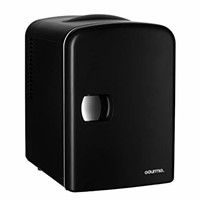 Gourmia GMF600 Thermoelectric Mini Fridge Cooler
