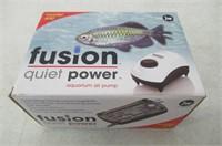 JW Pet Company Fusion Air Pump 400 Aquarium Air