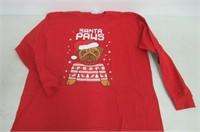 TeeStars - Santa Paws Pug Ugly Christmas Sweater