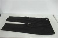 Van Heusen Men's Flat Front Oxford Chino, Dark