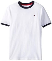 Tommy Hilfiger Little Boys' Small Core Crew Neck