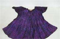 Sakkas 18716 - Catia Casual Short Sleeves Tie-dye