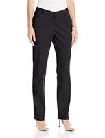 Lee Women's Midrise Fit Essential Chino Pant,
