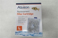 Aqueon Filter Cartridge, Large, 6 Pack