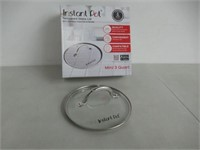 """Instant Pot LID-3-GLASS Tempered Glass Lid, 7.6"""","""