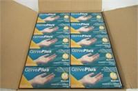 AMMEX - GlovePlus - Vinyl Gloves - Disposable,