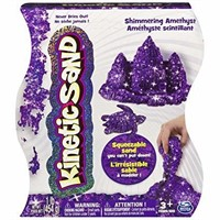 Kinetic Sand The One and Only, 1lb Shimmering Purp