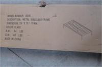 Metal Bed Frame Mattress Platform Foundation Heavy
