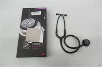 3M Littmann Classic III Stethoscope, Black Edition