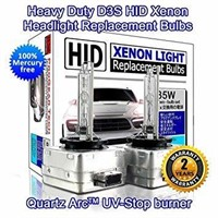 Heavy Duty D3S HID Xenon Headlight Replacement