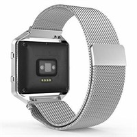 Fitbit Blaze Watch Band, MoKo Milanese Loop Mesh