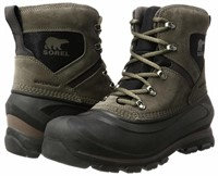 Sorel Men's Buxton Lace Boot, Major/Black, 13 M