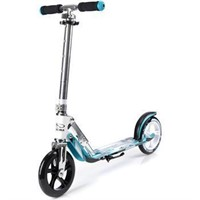 Hudora 14751 Mini Kick Scooter for Adults 2 Big PU