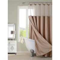 Dainty Home CSCDLMO Waffle Complete Shower