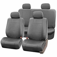 FH Group Universal Fit Seat Cover - Faux Leather