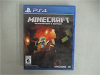 Minecraft PlayStation 4 Edition Game