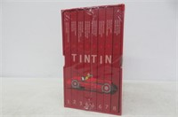 Adventures of Tintin Complete Slipcase