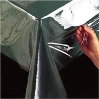 "Benson Mills Clear Plastic Tablecloth, 60x144"""