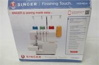 SINGER 14SH654 Finishing Touch 3-4 Thread Serger