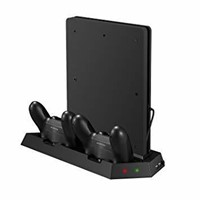 Younik PS4 Slim Vertical Stand Cooling Fan with