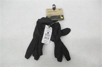 Burton Touchscreen Liner Gloves, True Black,