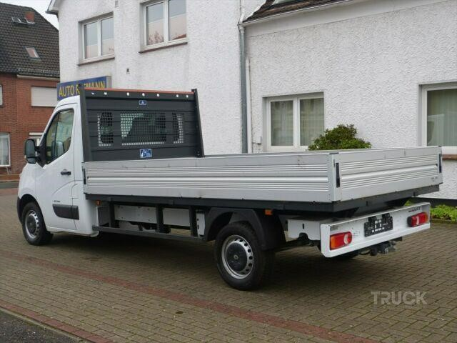 renault master flatbed dropside trucks gebrauchter by tbsi. Black Bedroom Furniture Sets. Home Design Ideas