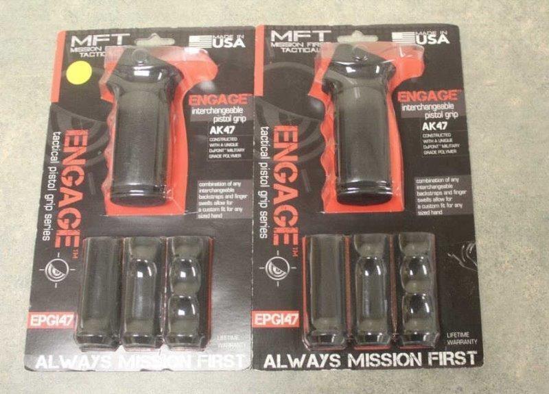 2) MFT Engage Interchangeable Pistol Grips AK47, | Smith