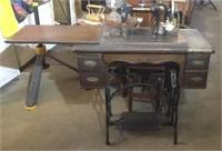 Antique Furniture, Vintage Fishing, Glassware, Tools